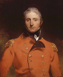 Sir John Moore (British Army officer)-Hero who died tragically at Corunna after his victory in the Peninsular War.