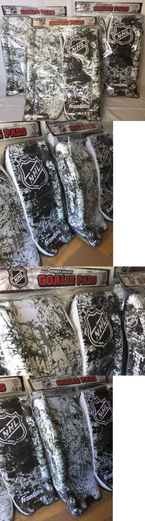 Leg Pads 79764: Street Hockey Goalie Pads, (Gp 1200 Jr-27In 68.5Cm) -> BUY IT NOW ONLY: $30 on eBay!