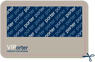 Membership Card - Welcome to VIPorter - Porter Airlines