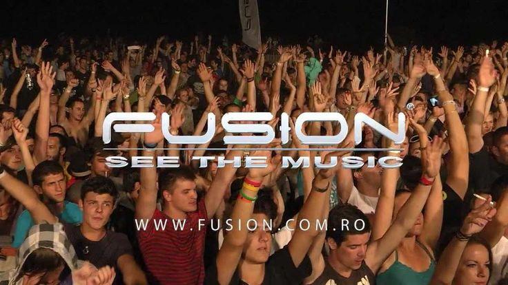 FUSION Festival Aftermovie 2012 | Romania, SiBiU