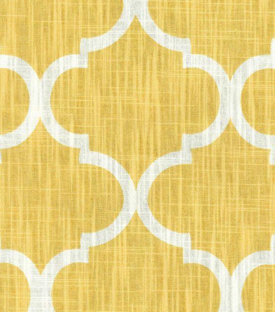 Home Decor Print Fabric- Richloom Studio Bravo Sun Studios, Home and Sun