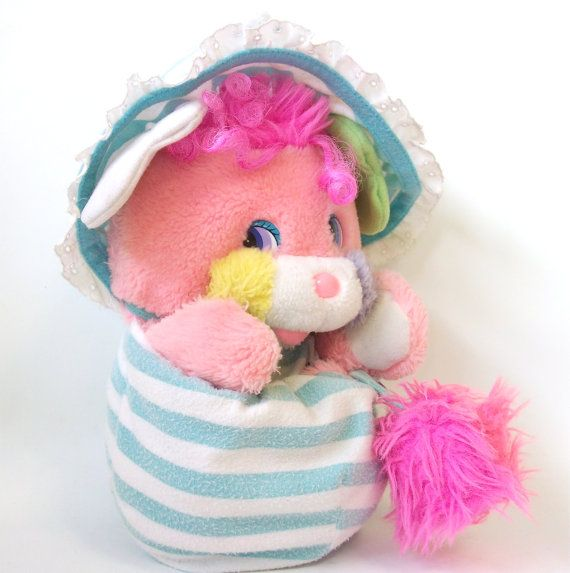 """OMG, POPPPPLESSS! I LOVED them! I think there was even a show on TV... #retro #90s #toys I can't believe I hashtagged this as """"retro"""" -- I am WAY old... Repinned from H.M.: Popple by RetroClassics on Etsy"""