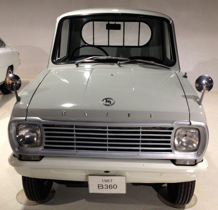 1967 Mazda B360