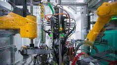 Indústria 4.0 da Robert Bosch GmbH, na Alemanha