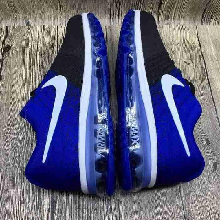 wholesale dealer 8c54d 9ae7e ... Factory Nike Air Max 2017 Netflix LUNARLUNCH Royal Blue Black Sports  Shoes Shop Online -  69.88