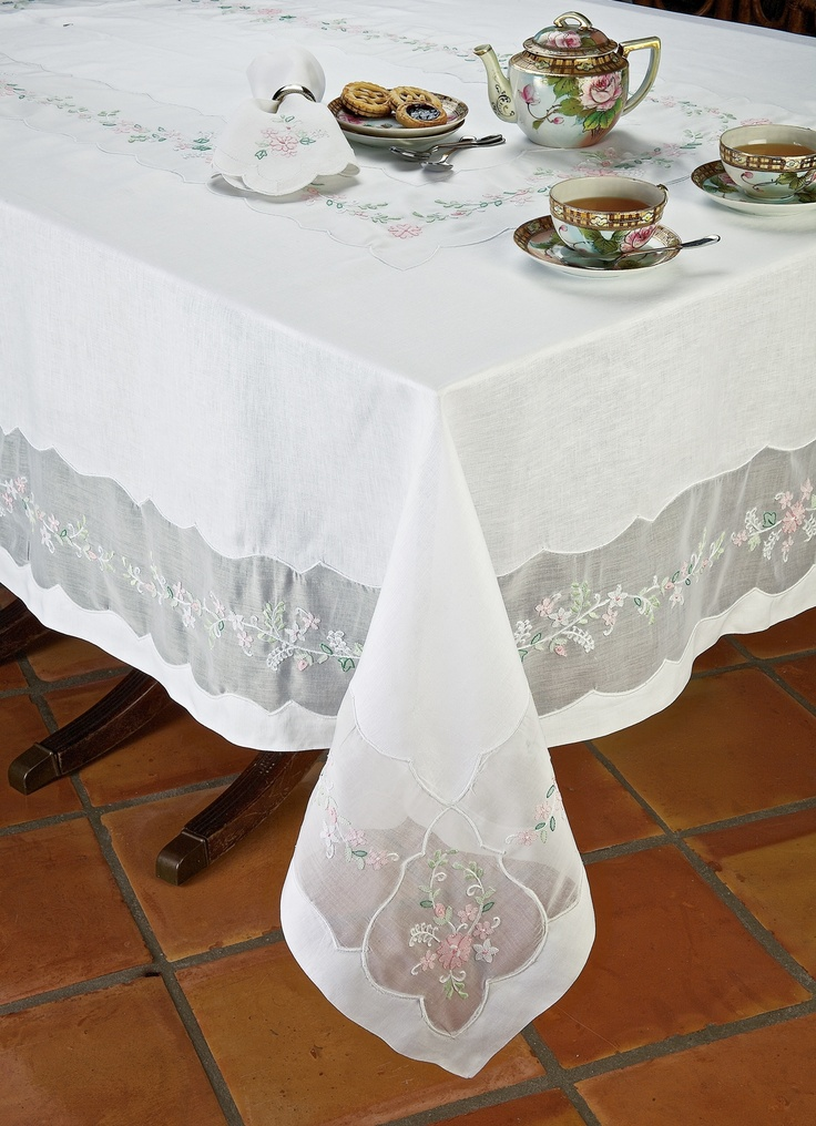 #table #linens