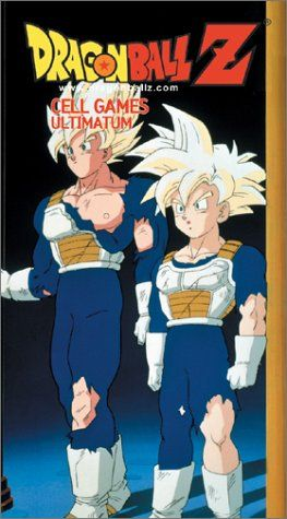 Dragonball Z - Cell Games - Ultimatum (Edited) [VHS] @ niftywarehouse.com #NiftyWarehouse #DragonBallZ #DragonBall #Anime #Show #Comics #TV #Cartoon