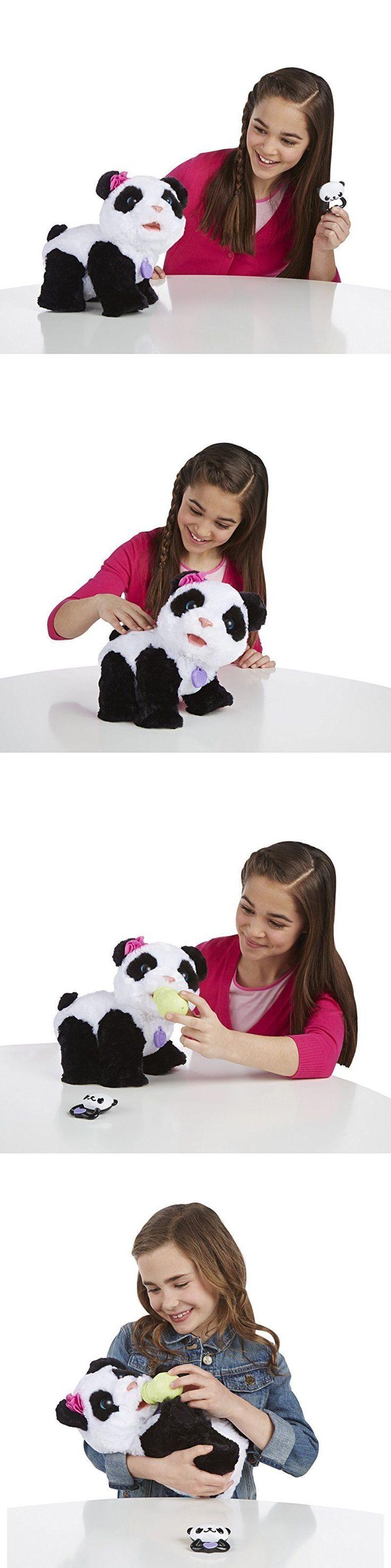 FurReal Friends 38288: Furreal Friends Pom Pom My Baby Panda Pet -> BUY IT NOW ONLY: $69.85 on eBay!