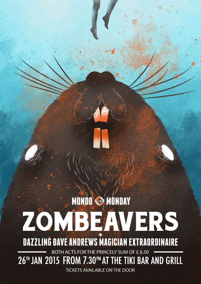 18 best images about ZOMBEAVERS on Pinterest Zombeavers