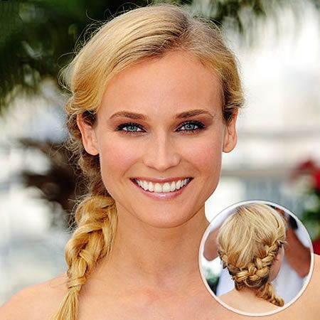 Attractive And Awesome Prom Style Hairstyles For Perfect Undying Look