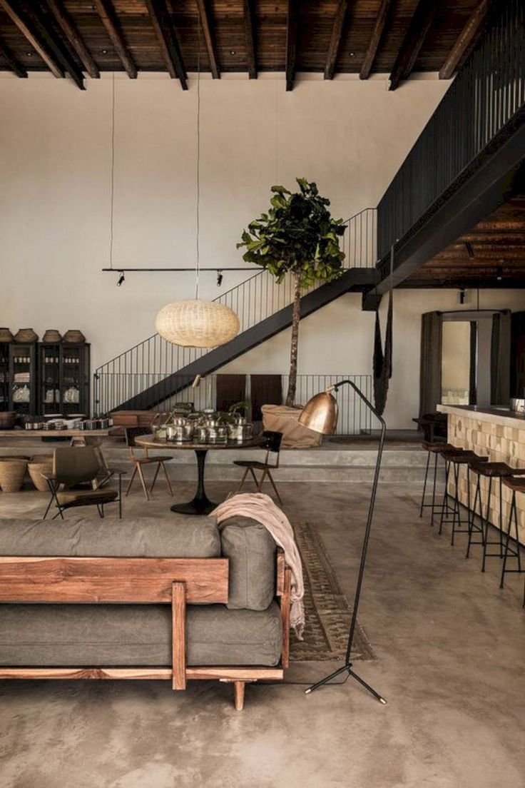 16 Industrial Home Decoration Ideas With Images Industrial