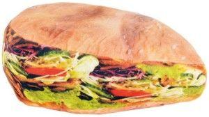 Döner Party Kissen! Kebab pillow!