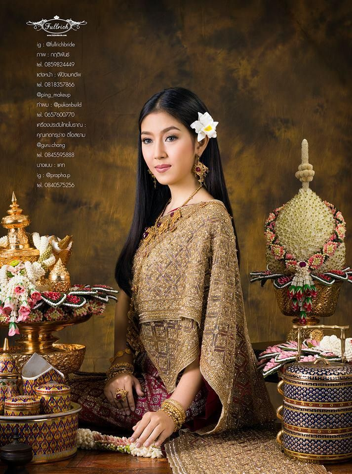 Fullrichbride ชุดแต่งงาน ชุดไทย มีชื่อเสียงด้านคุณภาพการให้บริการเป็นอันดับ1 มีชุดแต่งงานให้เลือกเยอะที่สุด ชุดสวยทุกชุด แพทเทริ์นและคัดติ้งดีเยี่ยม เป็นที่ยอมรับในวงการสื่อโฆษณาทีวีและนิตยสารชื่อดังกว่า 20 รายการ