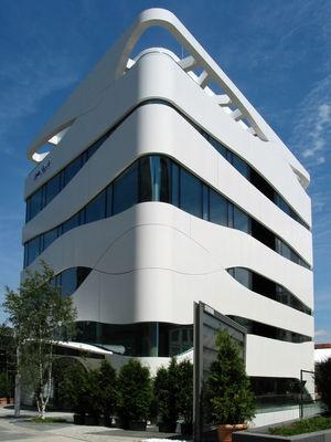Die besten 17 ideen zu organische architektur auf pinterest santiago calatrava bahnhof und - Deutsche architektur ...