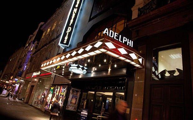 Adelphi Theatre. London's oldest theatres