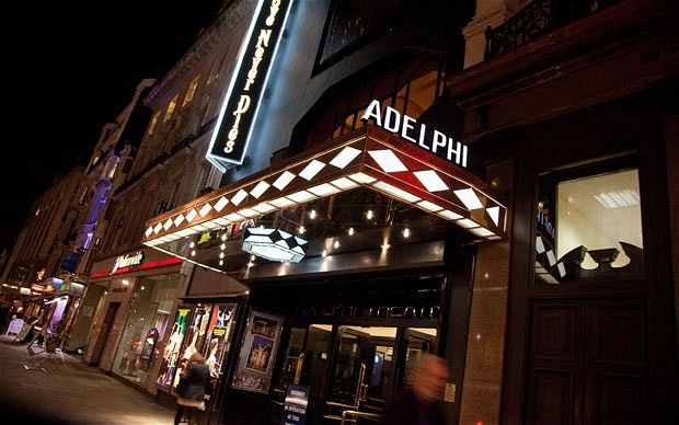 Adelphi Theatre. London's oldest theatres