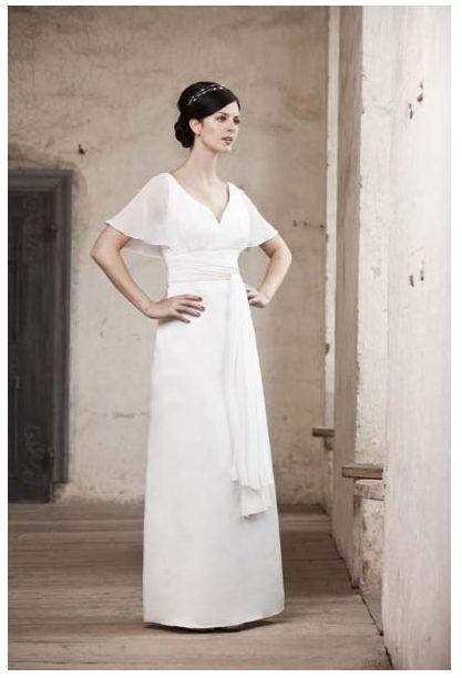 Anese Inspired Wedding Dresses 42