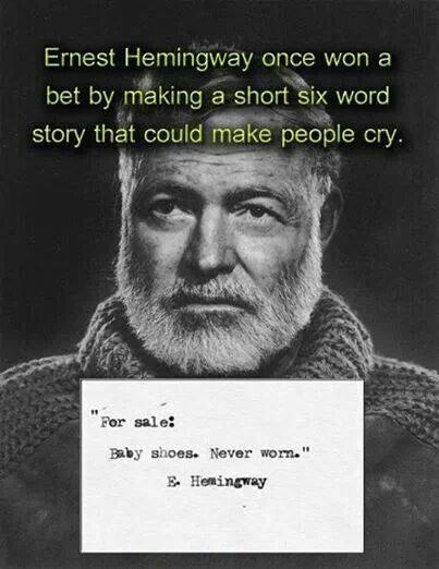 19 best images about Six Word Story on Pinterest | You again, Too ...