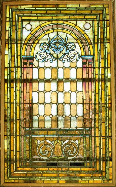 Stained Glass: Stainedglass, Antiques Stained Glasses, Stained Glasses Window, Stained Glasses Would, Antique Stained, Glasses Art, Golden Colors, Art Glasses, Stained Glasses Doors