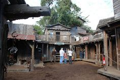backyard western town | Recent Photos The Commons Getty Collection Galleries World Map App ...