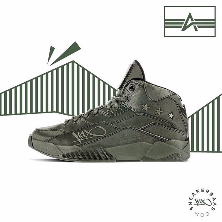 #k1x #alphaindustries #theodpack  Alpha Industries X K1X 'The O.D Pack' - K1X and Alpha Industries are back with a crazy collabo! The 'O.D' Pack contains the Anti-Gravity sneaker and a Bomber Jack. Both have a nice Forest Green colorway with an orange inside and sick details like the detachable offense and defense velcro patches.  Now online available! | Anti-Gravity Priced at 139.95 | Men Sizes 40 - 46 | Bomber Jack Priced at 159.95 | Sizes S - L |