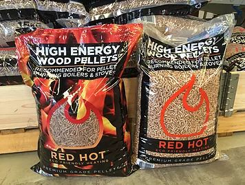 RedHot Wood Pellets For Sale