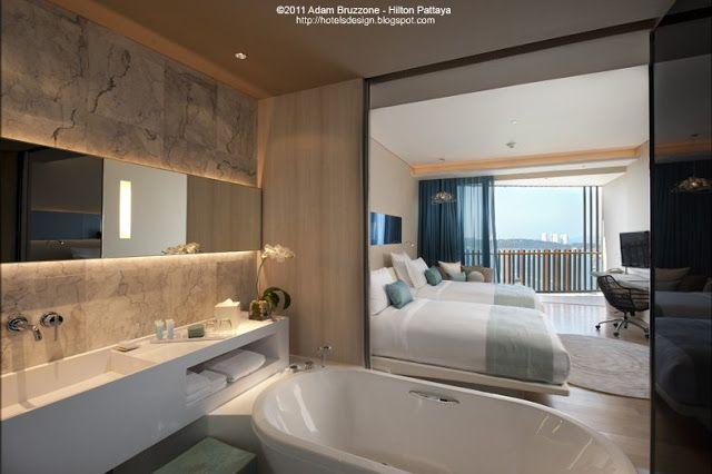 Hilton Pattaya_Les plus beaux HOTELS DESIGN du monde