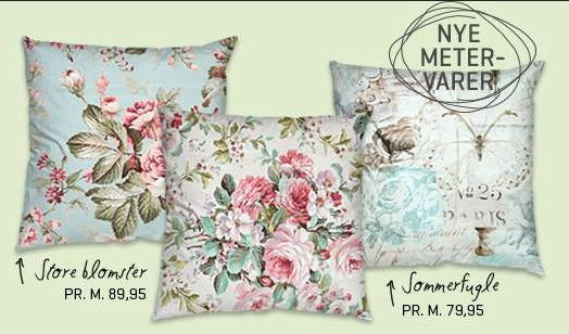 TREND: flower Stof & Stil  No. 815850