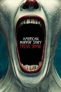 American Horror Story (2011) Poster. I love this show! I give it ⭐️⭐️⭐️⭐️⭐️. Jessica Lange is my all time favorite actress. At age 66 she looks great! I'm not sure Lady Gaga will be able to live up to Jessica in this but it will be interesting to watch. I loved the clothes in the Coven series. Now my daughter & I want to be witches.