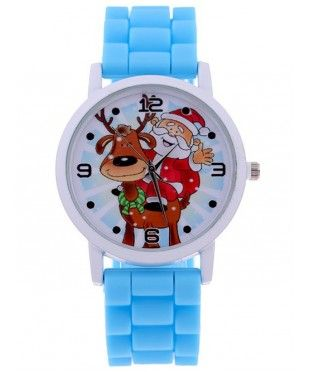 Santa Christmas Watch