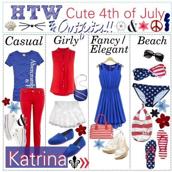 cute 4th july outfit for me