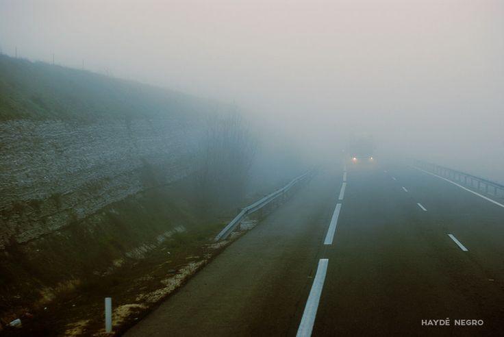 Heavy Fog #haydenegro