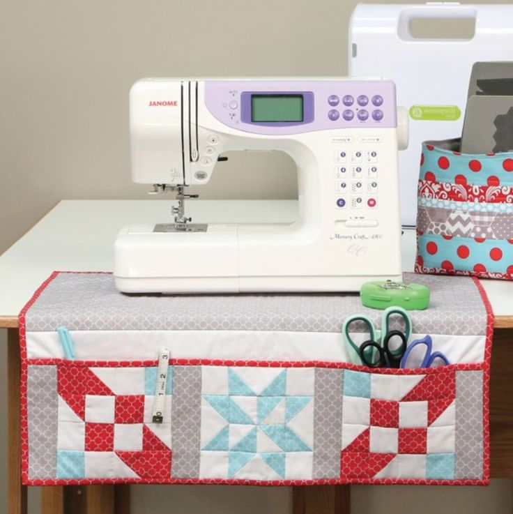 Need a GREAT GIFT for a quilting friend! This AccuQuilt Organizing Mat is perfect for any Sewing Machine or GO! Big Electric work surface! Easy to cut. Quick to make AND The Pattern is FREE!
