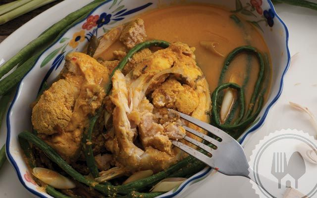 Naniarsik (Arsik) - Fish dish of the Batak Toba and Mandailing people (North Sumatra), usually using the Common Carp (Ikan mas-Indonesia) | Recipe in Bahasa Indonesia