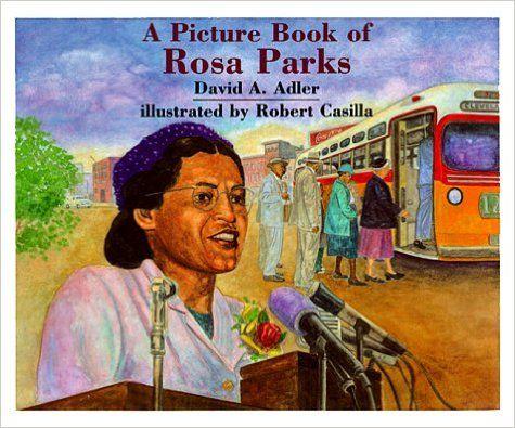 A Picture Book of Rosa Parks (Picture Book Biographies) (Picture Book Biography): David A. Adler, Robert Casilla: 9780823411771: Amazon.com: Books
