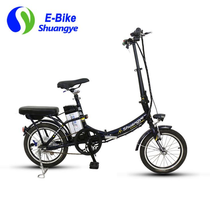 16 inch cheap folding city electric bike with green power  Lithium battery electric bike  16 inch folding carbon steel frame  cheap electric bike