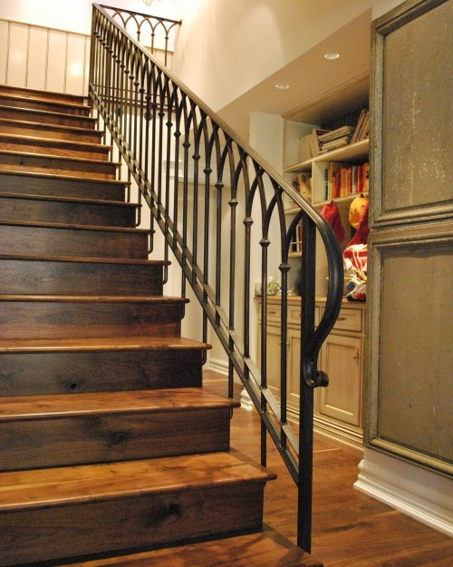 47 Stair Railing Ideas: 1000+ Ideas About Outdoor Stair Railing On Pinterest