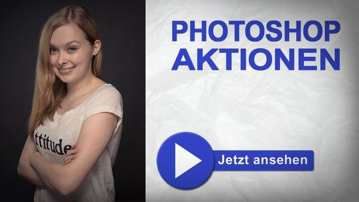 Aktionen in #Photoshop sparen unheimlich Zeit. Heute zeige ich Euch wie Ihr ganz einfach selber in #Photoshop Aktion erstellen könnt. Tipp: Ebenen nach dem...