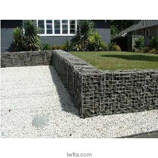 Gabion Retaining Wall Design : Gabion retaining walls  Gabion Designs  Pinterest