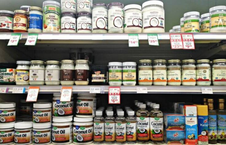 How to Choose the Best Coconut Oil - love the smell and taste of coconut oil!