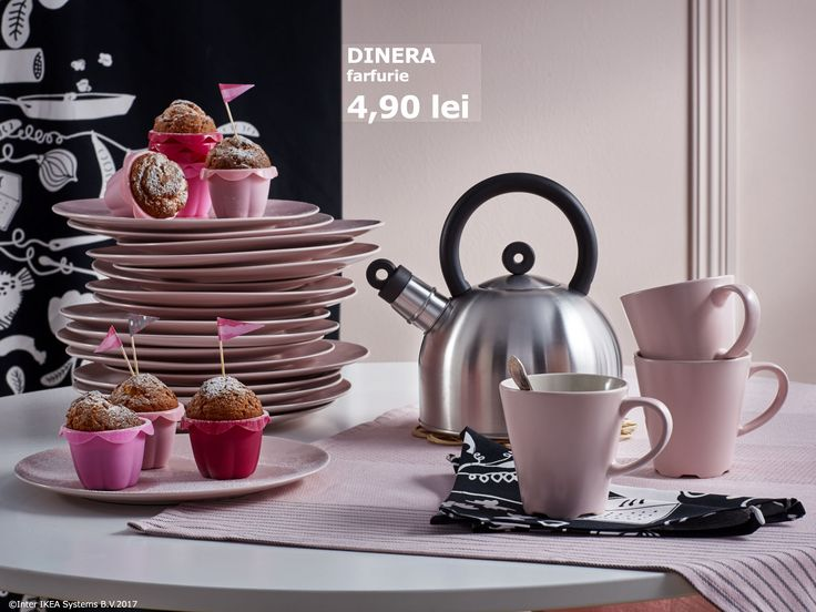 Cu pasiune și puțină culoare poți să-i surprinzi oricând pe cei dragi. Să înceapă distracția!Inspirație pentru zilele de vară: www.IKEA.ro/Vara_in_aer_liberPână pe 21.05.2017, membrii IKEA FAMILY beneficiază de până la 25% reducere la toată gama de farfurii. Oferta este valabilă în perioada 01-21 mai, în limita stocului disponibil.