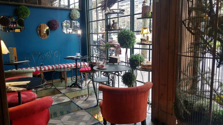 Coffee Break #4: Pudding, a café inspired by Harry Potter (Barcelona) - Maria de Lux