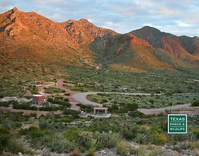 Franklin Mountains, El Paso | I LOVE Texas | Pinterest