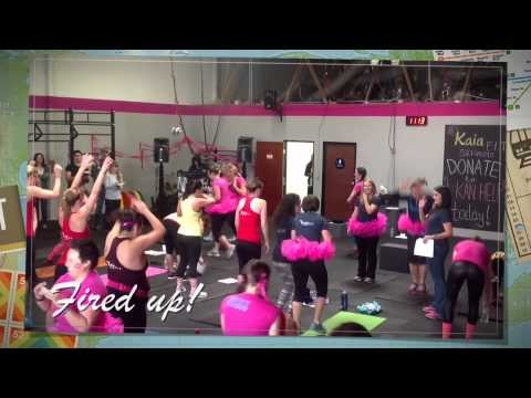Kaia's Burpees for Boobs...first event raising over $5000.00 for breast cancer treatment!!!
