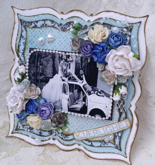Mitt Lille Papirverksted: Ung Kjærlighet