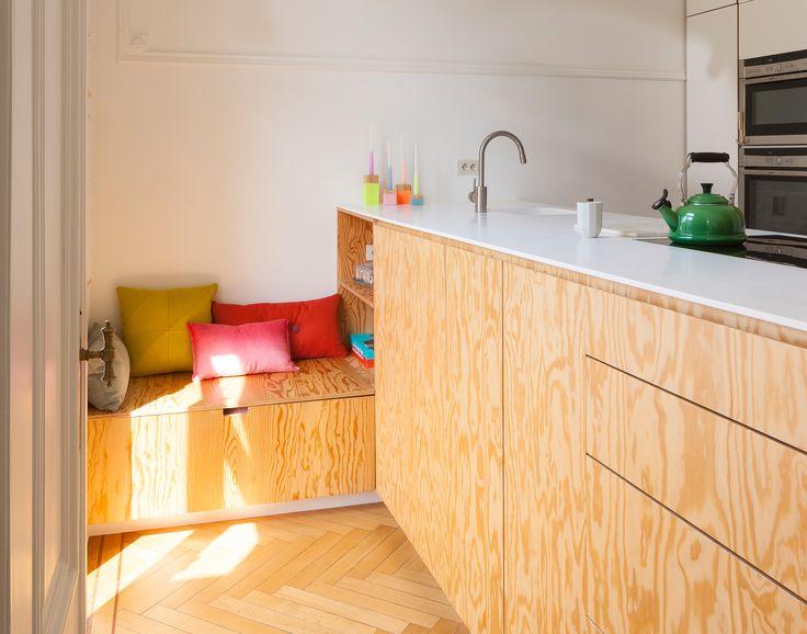 25 beste idee n over renovatie op pinterest renovaties - Deco hal originele badkamer ...