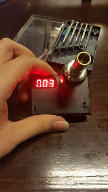 OHM 0.03 rocket fogging time baby....sweet vape MAGMA