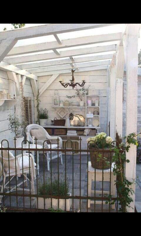 Outdoor room!