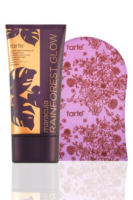 """""""This product beautifully bronzes skin and adds a healthy glow without the harmful sun #refinery29 http://www.refinery29.com/hollywood-beauty-product-picks#slide-43"""