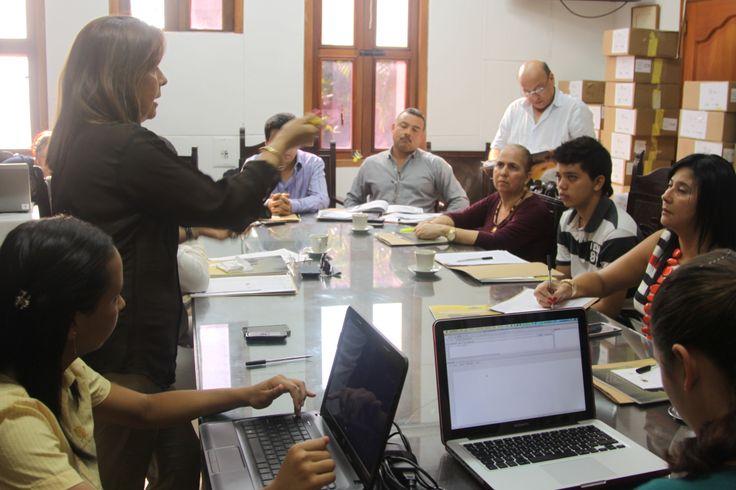 Universidad de Cartagena escoge sus directivas #Unicartagena #VotacionesUdeC